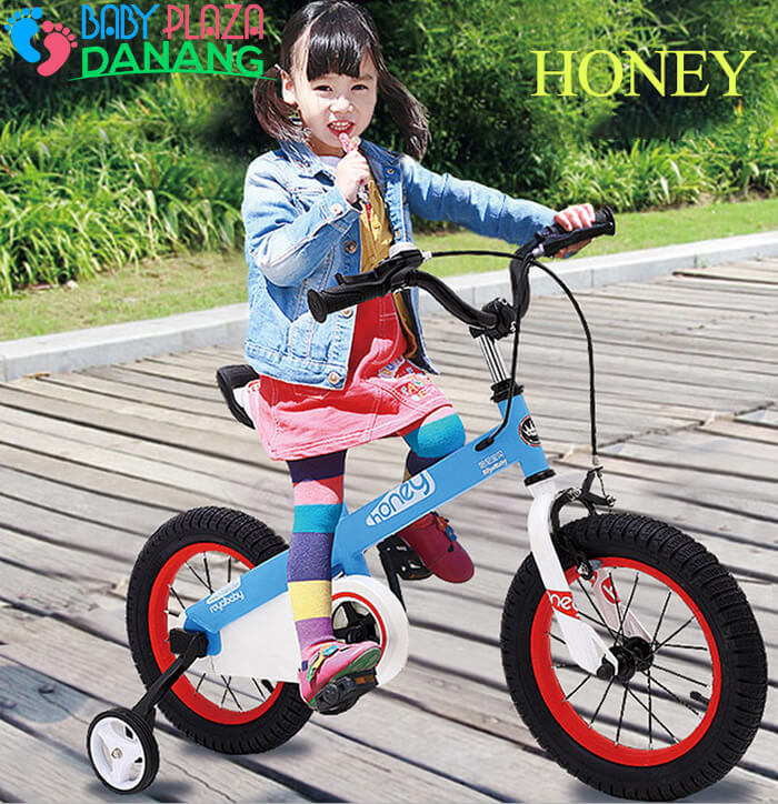 Xe đạp Royalbaby Honey RB-15H 2