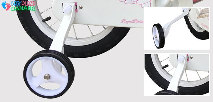 Xe đạp ROYALBABY LITTLE SWAN RB-18 cho bé gái 14