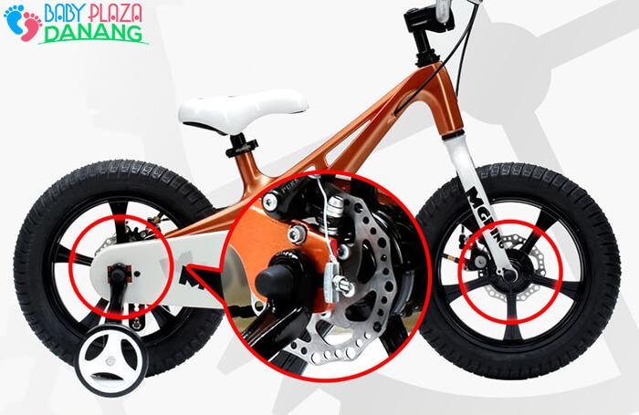 Xe đạp RoyalBaby MG DINO RB-21 9