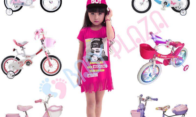 Chọn lựa xe đạp trẻ em dựa vào độ tuổi bé và kích thước xe 1