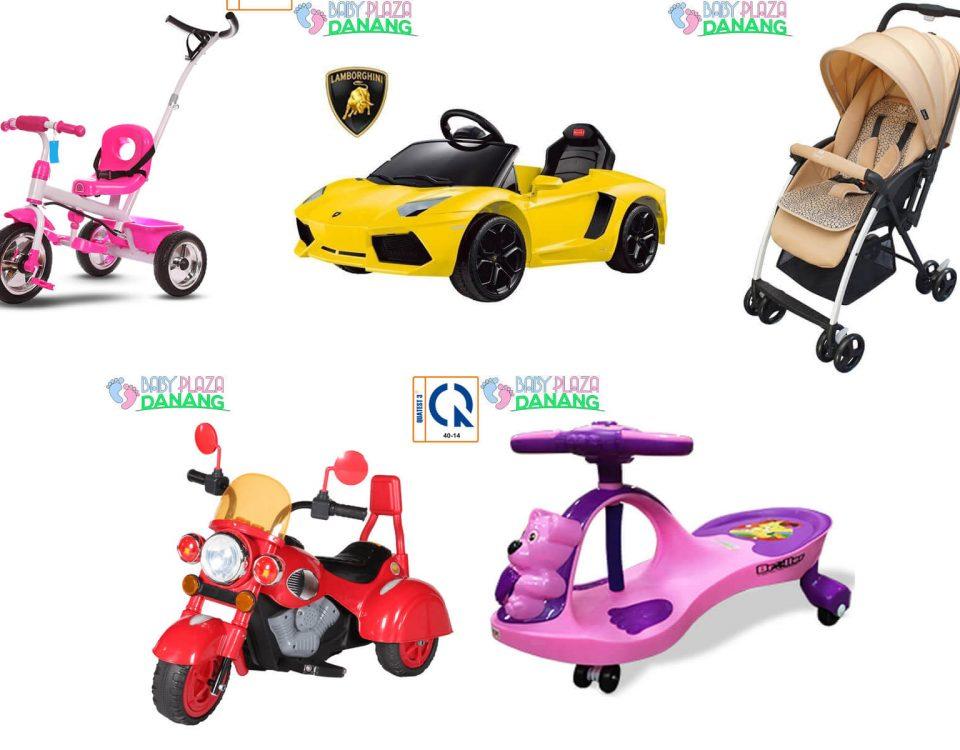 Các loại xe tốt nhất cho trẻ 2 tuổi 1