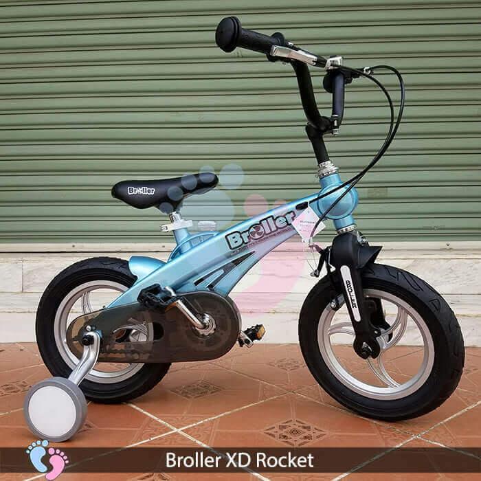 Cách chọn mua Xe đạp trẻ em 12 inch phù hợp 2