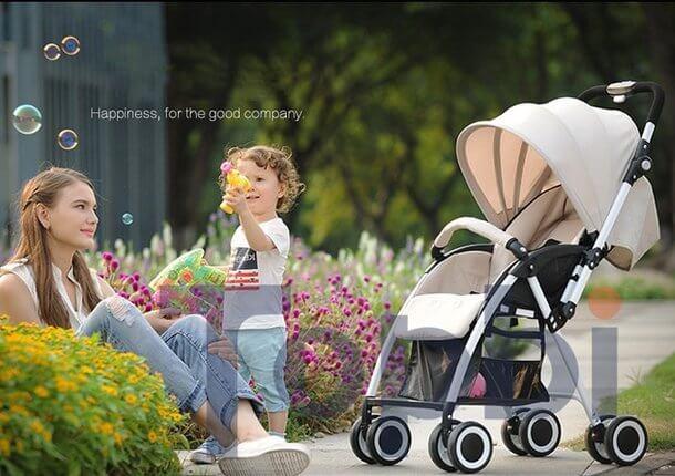 Các mẫu xe đẩy trẻ em nổi bật giá rẻ dưới 2 triệu P1 1