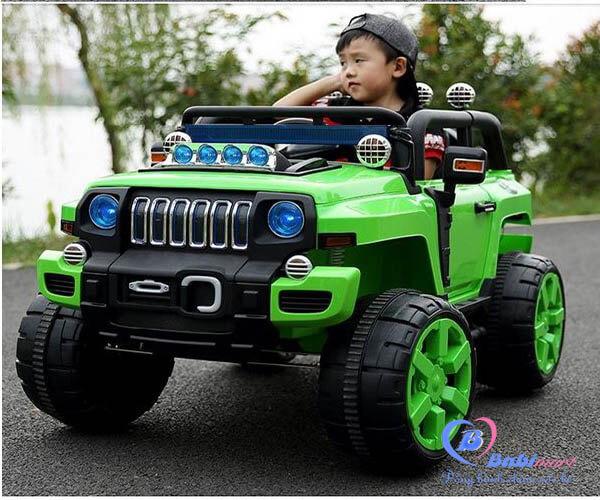 Top 15 mẫu ô tô điện trẻ em nổi bật nhất 2019 1