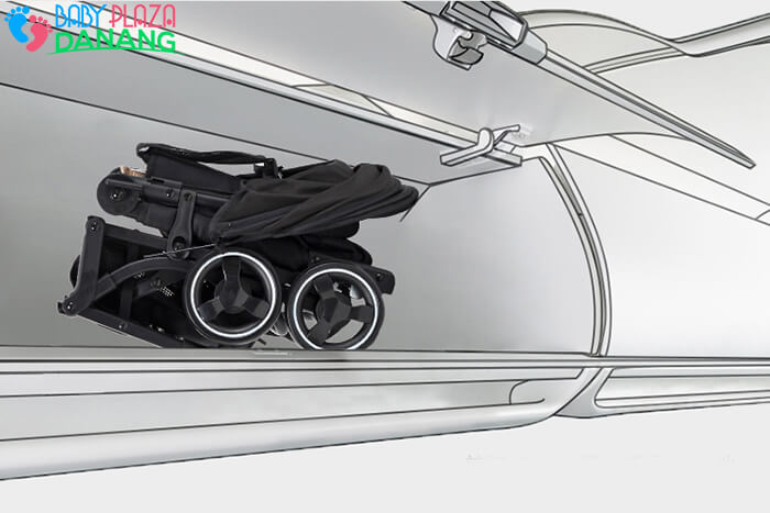 Xe đẩy gấp gọn Topbi S900 12