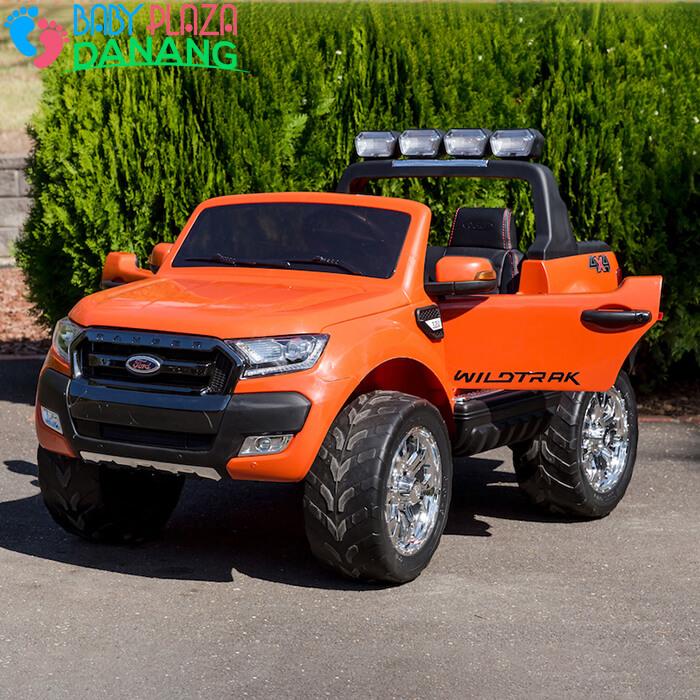 Xe oto điện cho bé Ford Ranger DK-F650 1