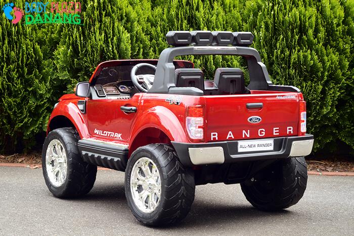 Xe oto điện cho bé Ford Ranger DK-F650 12
