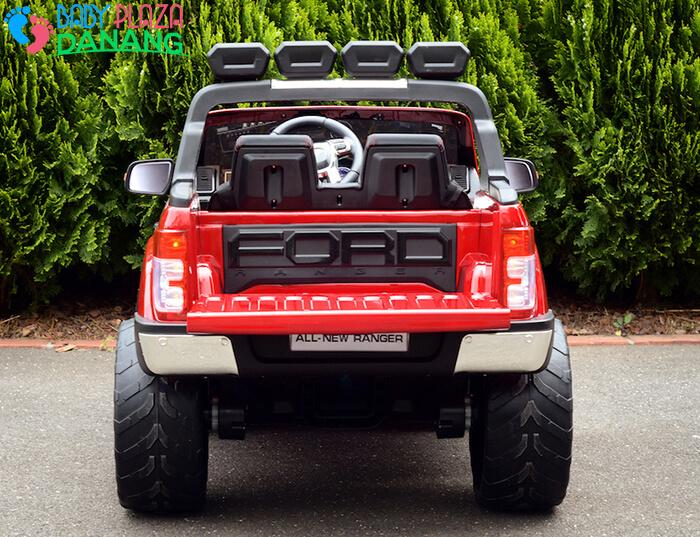 Xe oto điện cho bé Ford Ranger DK-F650 14