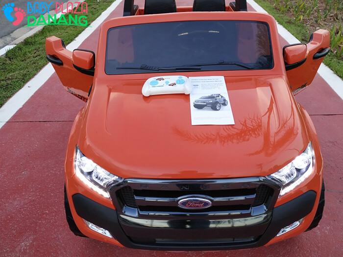 Xe oto điện cho bé Ford Ranger DK-F650 21