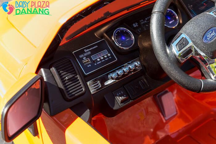 Xe oto điện cho bé Ford Ranger DK-F650 24