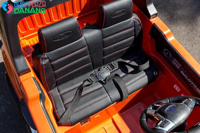 Xe oto điện cho bé Ford Ranger DK-F650 26