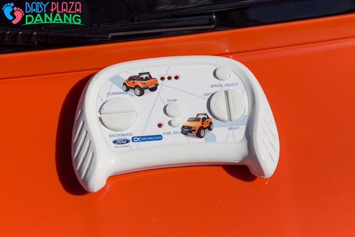 Xe oto điện cho bé Ford Ranger DK-F650 27