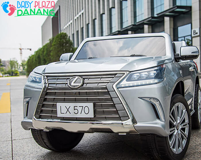 Xe hơi điện trẻ em LEXUS LX-570 cao cấp 1