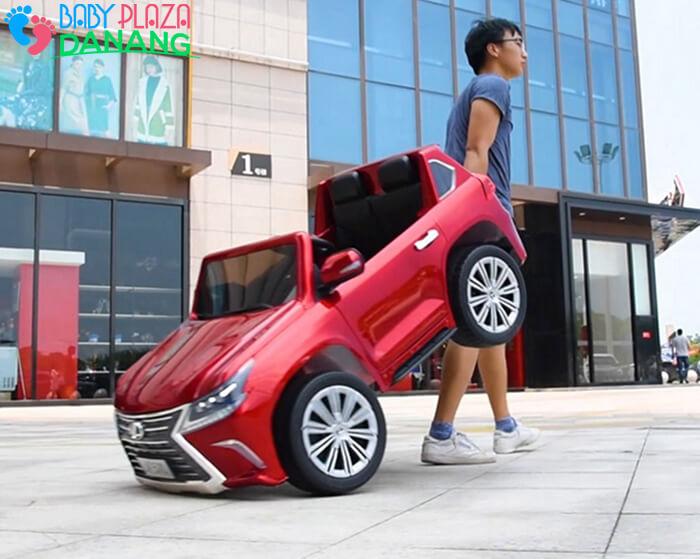 Xe hơi điện trẻ em LEXUS LX-570 cao cấp 11
