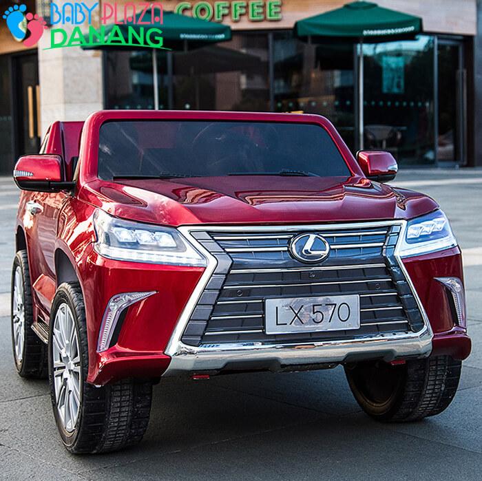 Xe hơi điện trẻ em LEXUS LX-570 cao cấp 12