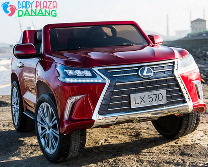 Xe hơi điện trẻ em LEXUS LX-570 cao cấp 13