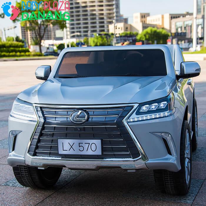 Xe hơi điện trẻ em LEXUS LX-570 cao cấp 3