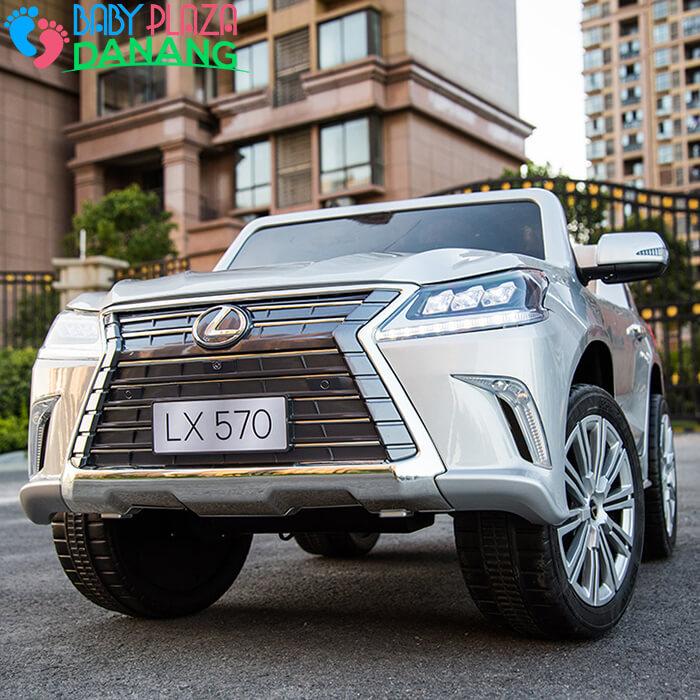 Xe hơi điện trẻ em LEXUS LX-570 cao cấp 5