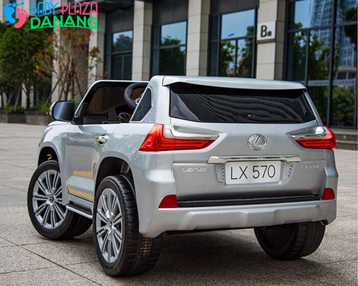 Xe hơi điện trẻ em LEXUS LX-570 cao cấp 6