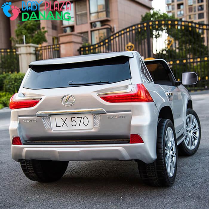 Xe hơi điện trẻ em LEXUS LX-570 cao cấp 7