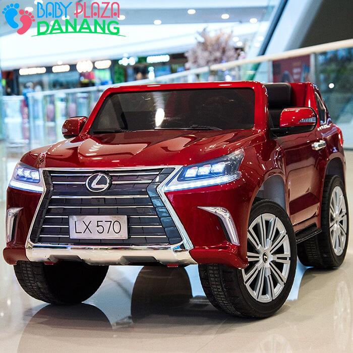 Xe hơi điện trẻ em LEXUS LX-570 cao cấp 8