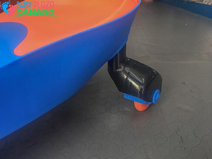 Xe lắc đồ chơi cho bé Broller XL-8097C 18