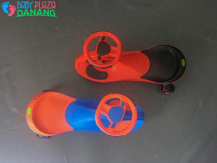 Xe lắc đồ chơi cho bé Broller XL-8097C 7
