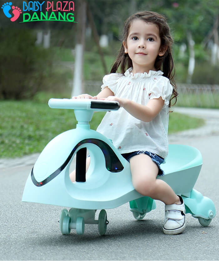 Xe lắc tay trẻ em Broller XL-8098 8