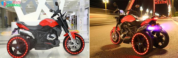 Xe mô tô điện trẻ em 1280 2