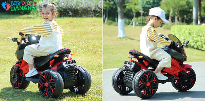 Xe moto chạy điện cho trẻ XM-5188 1