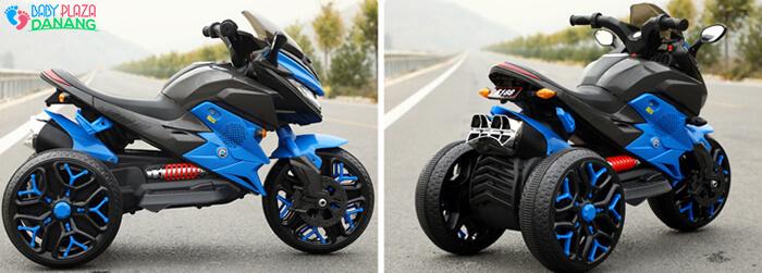 Xe moto chạy điện cho trẻ XM-5188 10