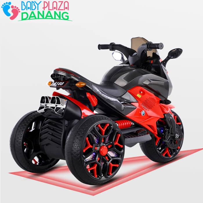 Xe moto chạy điện cho trẻ XM-5188 14