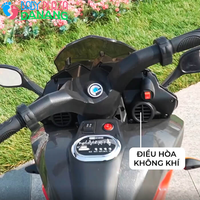 Xe moto chạy điện cho trẻ XM-5188 15