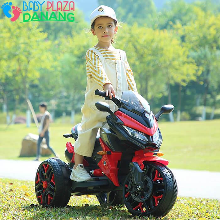 Xe moto chạy điện cho trẻ XM-5188 4