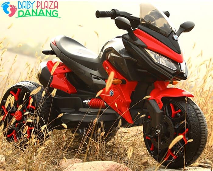Xe moto chạy điện cho trẻ XM-5188 5