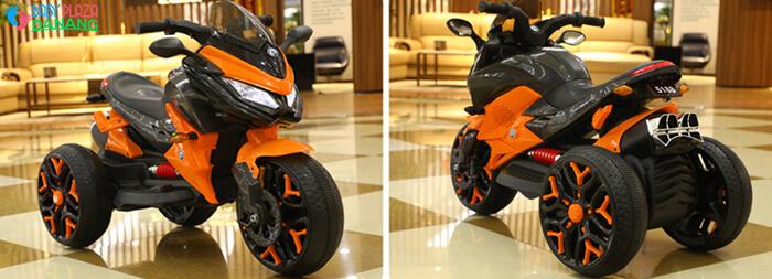 Xe moto chạy điện cho trẻ XM-5188 8