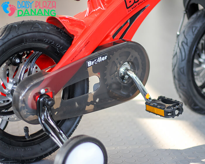 Xe đạp cao cấp Broller GN 13