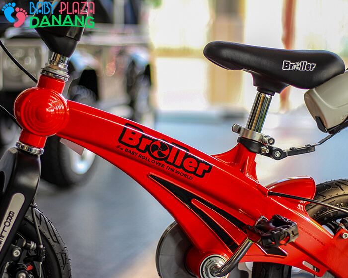 Xe đạp cao cấp Broller GN 9