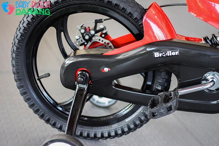 Xe đạp cao cấp Broller JZB 14