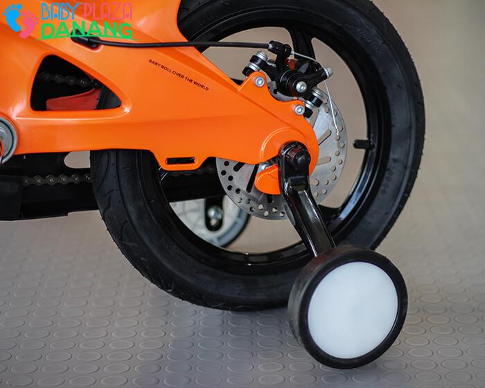 Xe đạp cao cấp Broller SSB 10