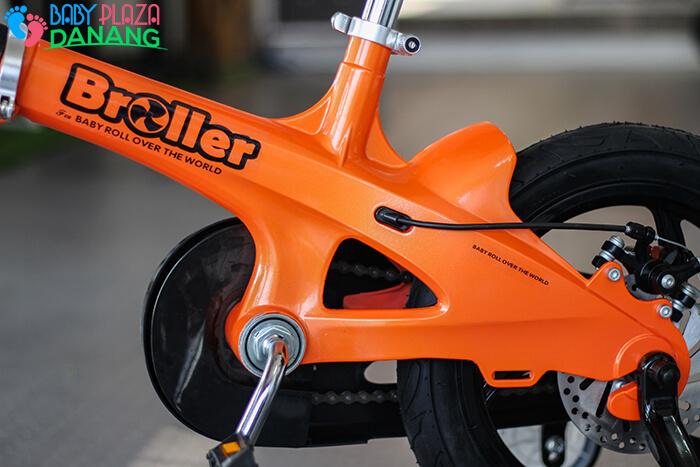 Xe đạp cao cấp Broller SSB 8