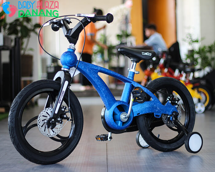 Xe đạp cao cấp Broller YD 1