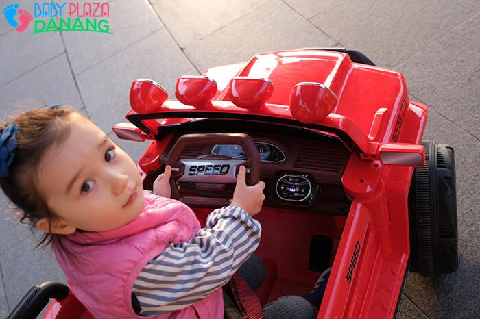 Ô tô địa hình cho trẻ em BDQ-1200A 12