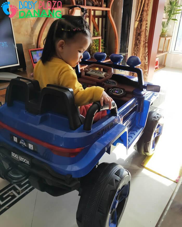 Ô tô địa hình cho trẻ em BDQ-1200A 16