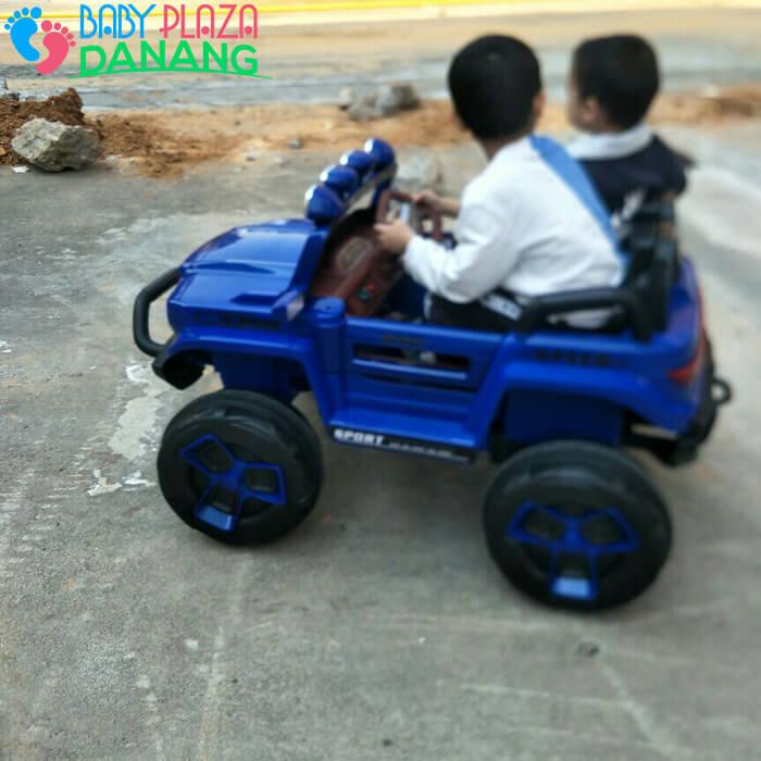 Ô tô địa hình cho trẻ em BDQ-1200A 17
