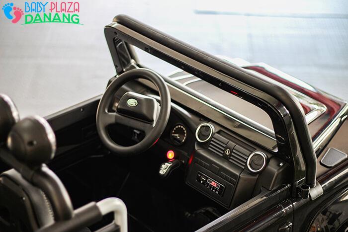 Xe ô tô điện cho bé Land Rover 702 10
