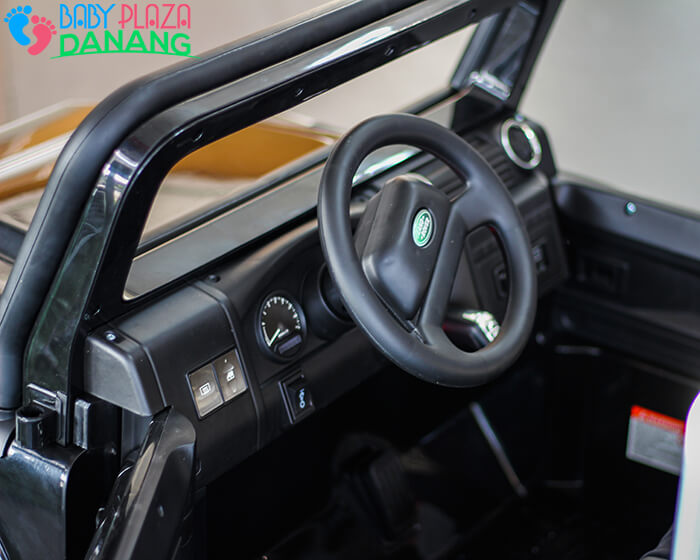 Xe ô tô điện cho bé Land Rover 702 11