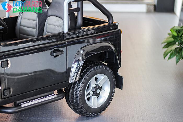Xe ô tô điện cho bé Land Rover 702 14