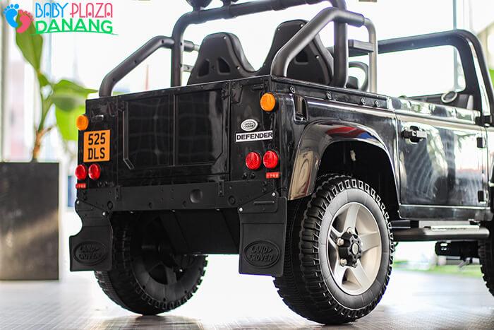 Xe ô tô điện cho bé Land Rover 702 15