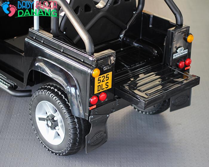 Xe ô tô điện cho bé Land Rover 702 16